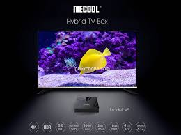<b>Mecool K5</b> Review - <b>DVB</b>-<b>T2</b>/S2/C Android TV Box (2GB/16GB) at ...