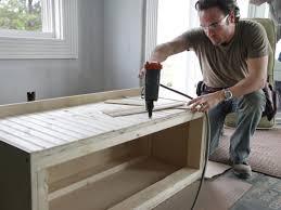 build window bench small seat legs
