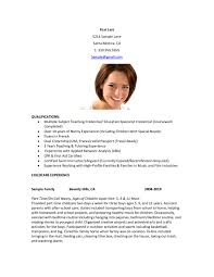 cover letter professional nanny resume sample sample of cover letter examples of nanny resumes resume samples sample examples templateprofessional nanny resume sample extra medium