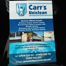 carr s uniclean rowlands gill window cleaners yell