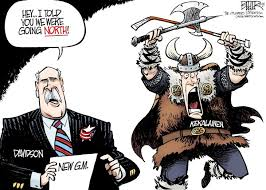 LOCAL OH New Blue Jackets GM by Political Cartoonist Nate Beeler via Relatably.com
