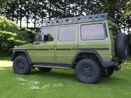 Mercedes <b>G Wagon</b>