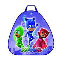 <b>Ледянка PJ Masks</b> треугольная, <b>52х50</b> см (разноцветный)