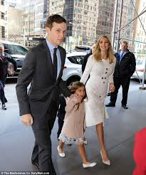 Image result for Ivanka Trump and Jared Kushner's ever-growing spheres of influence