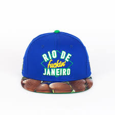 <b>Бейсболка CAYLER & SONS</b> Rio Fuckin' City Cap Royal-Blue ...