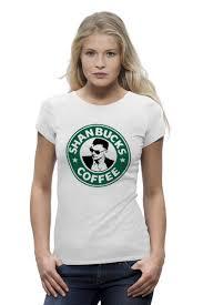<b>Футболка</b> Wearcraft Premium Shanbucks <b>Coffee</b> #359193 ...
