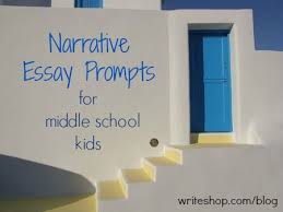 middle school grades writing skills and middle school writing on  these narrative essay prompts are perfect for middle schoolers  in our write minds
