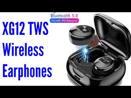 <b>XG12 TWS</b> Earphones - Review - YouTube