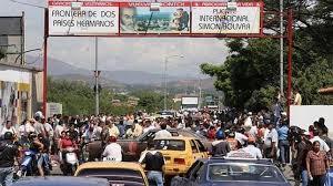 Image result for El cierre de la frontera con Colombia y las elecciones del 6-D