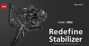 <b>Zhiyun Crane 3 LAB</b> Camera Gimbal Review   TechPowerUp