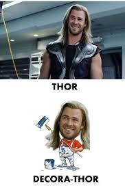 Thor Puns LOL upload chaystar • via Relatably.com