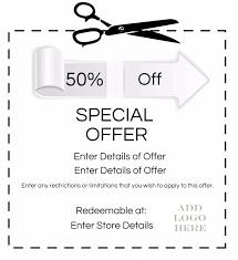 coupon maker coupon template