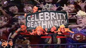 「Beavis and Butthead and Celebrity Deathmatch,」の画像検索結果