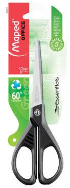 <b>Maped ножницы Essentials Green</b> 17см симметричные — 11 ...