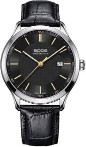 Epos - швейцарские <b>часы Epos</b> по самой выгодной цене