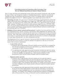 Pleasurable Ideas Harvard Resume Sample 15 Cover Letter Examples