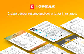 perfect resume and cover letter are just a click away