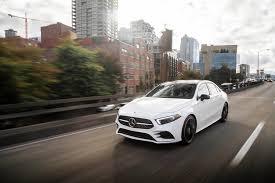 <b>2019</b> Mercedes-Benz A-<b>Class</b> first drive: Small car, <b>big</b> tech | Get the ...