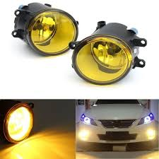 2PCS Front Driving Fog Light Kit with H11 <b>55W</b> Halogen Bulbs <b>for</b> ...