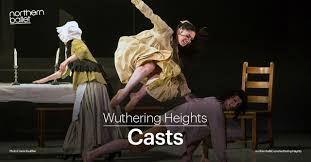 wuthering heights casts northern ballet
