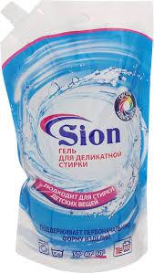 """<b>Гель</b> """"SION"""", для стирки <b>деликатных</b> тканей, 1 л — купить в ..."""