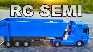Awesome <b>RC</b> Semi <b>Dump Truck</b> Only $60! - TheRcSaylors - YouTube