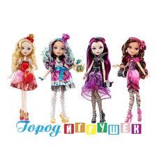 <b>Ever After High Базовые</b> куклы в ассорт - Mattel - Город игрушек