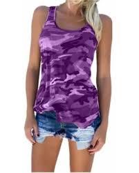 <b>New</b> Bargains on <b>S</b>-<b>5XL</b> Camouflage Print Tank Tops <b>Plus Size</b> ...