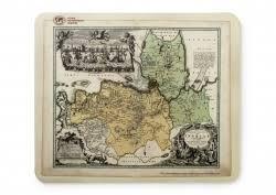 <b>Деревянная карта мира</b>, малая | Сувенирный магазин РГО