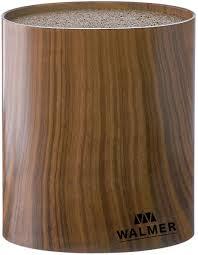 """<b>Подставка для ножей Walmer</b> """"Wood"""", цвет: коричневый, 16 x 7 x ..."""