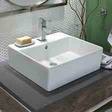 Loft Above Counter <b>Sink with Faucet Hole</b> | American Standard