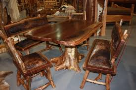 real rustic kitchen table long: great solid wood dining table design for our dining room magnificent solid wood dining table