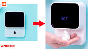 new Xiaomi youpin LED display smart sensor soap liquid washer ...