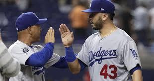 Dodgers rookie Alex Verdugo's injury opens door for Edwin Rios ...