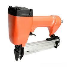 <b>Air Nailer Gun Straight</b> Nail Pneumatic Nailing Stapler Furniture ...