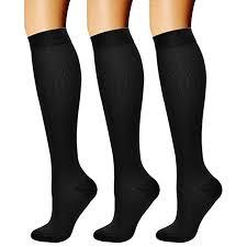 CHARMKING Compression Socks for Women & Men ... - Amazon.com