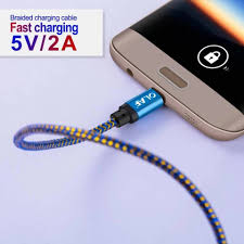 <b>OLAF Micro USB</b> Cable 2m Fast Charging... - IT Solutions PNG