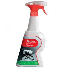 <b>Чистящее средство Ravak Cleaner</b> Chrome (500мл) X01106 ...