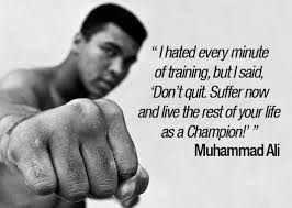 YOU ARE THE INFINITE: Motivational qoutes by Great Fighters via Relatably.com