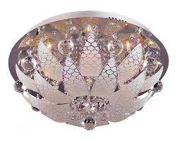 <b>Потолочный светильник</b> с пультом ДУ <b>Eurosvet 5563/6</b> хром ...