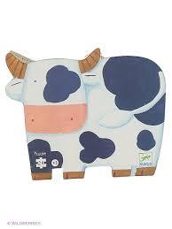 """<b>Пазл</b> """"<b>Коровы на ферме</b>"""" DJECO 2803378 в интернет-магазине ..."""