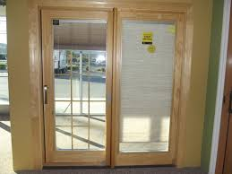 patio doors with blinds between the glass: sliding glass doors with blinds and built