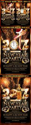new year party flyer template by gugulanul graphicriver new year party flyer template clubs parties events