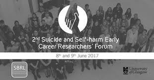 early career researchers ecr forum suicidal behaviour early career researchers ecr forum 2017