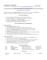 Example Resume  Office Assistant Resume Objective  office