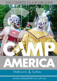 camp america job fair camp america how does it work