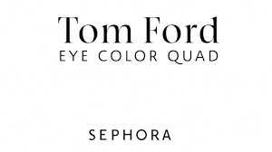 Eye Color Quad Eyeshadow Palette - <b>TOM FORD</b> | Sephora