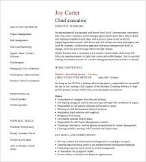 executive resume templates – free samples  examples   amp  formats    executive resume format