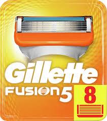 <b>Gillette</b> Сменные <b>Кассеты</b> Fusion5 Для Мужской Бритвы, 8 шт ...