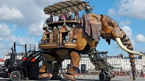 Travel - In France, a steampunk park of Jules Verne's dreams - BBC